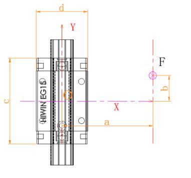 微型直线导轨使用条件负载计算002-