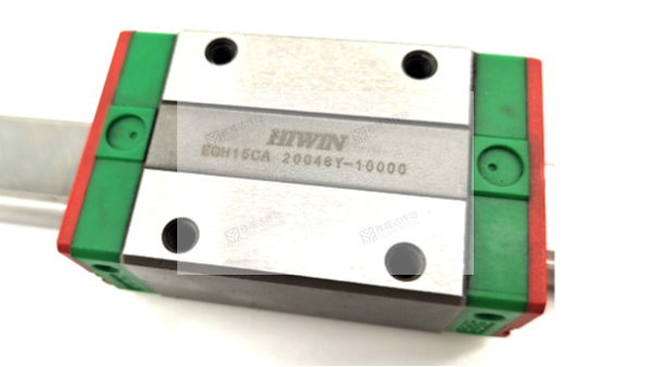 HIWIN上银滑块导轨型号尺寸之HGH系列