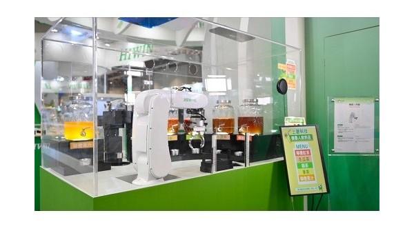 TAIROS台湾机器人与智慧自动化展的亮点之一:上银微型导轨