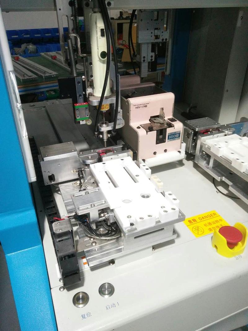 深圳创能合作雅威达上银直线导轨案例