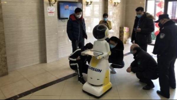 上银微型导轨在服务型机器人产业中的角色
