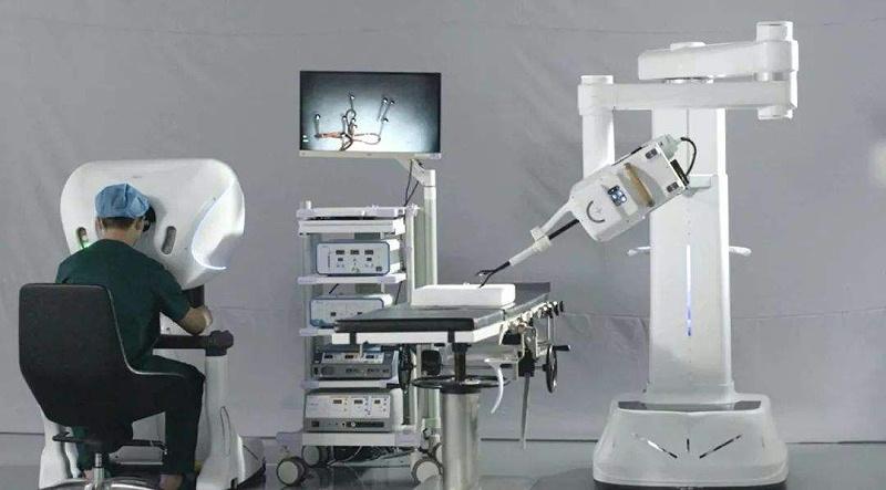 HIWIN上银微型导轨在医疗器械领域的具体应用-智能手术设备