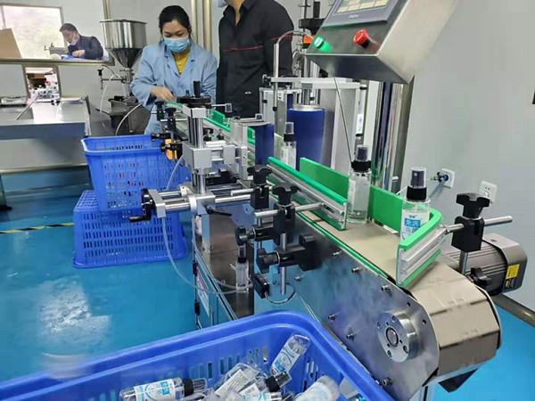 装备直线导轨的生产线也在助力前线医护人员