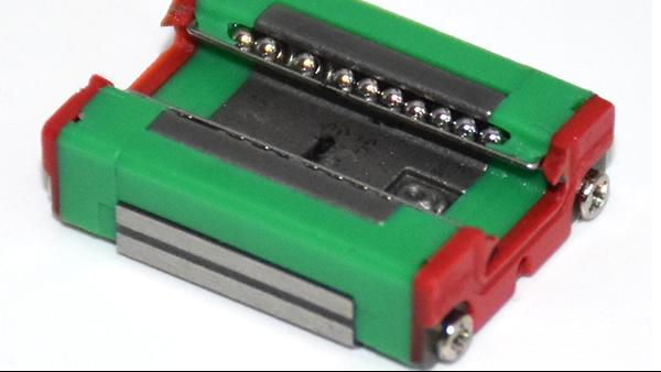 您知道目前的上银微型导轨型号规格小到多小吗?