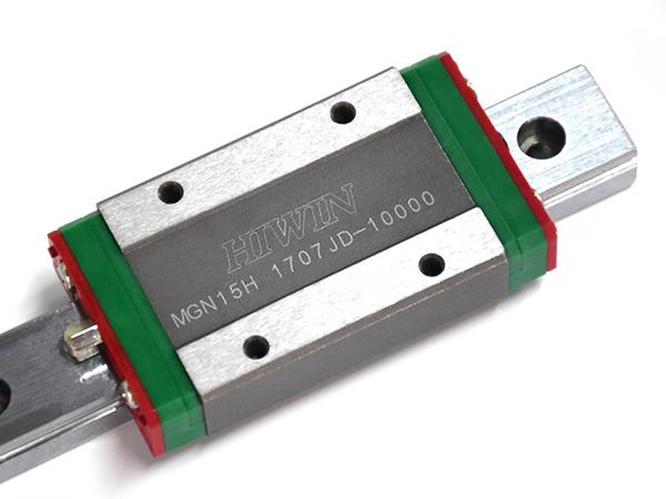 上银微型导轨型号MGN15H-01