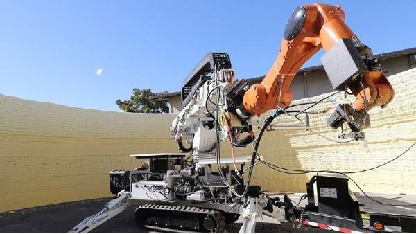 直线导轨应用领域之工业机器人