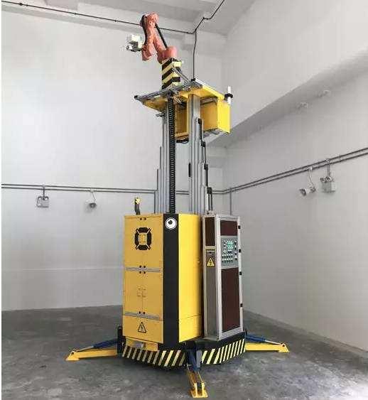 上银科技偷偷告诉您:建筑机器人来了!